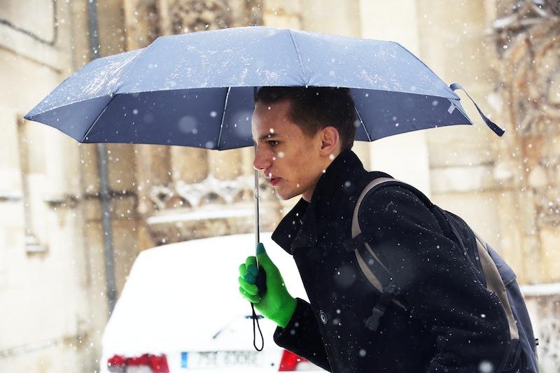 *Paris Fashion Week Fall/Winter 2013 Street Style:Nam巴黎時裝週街拍! 3
