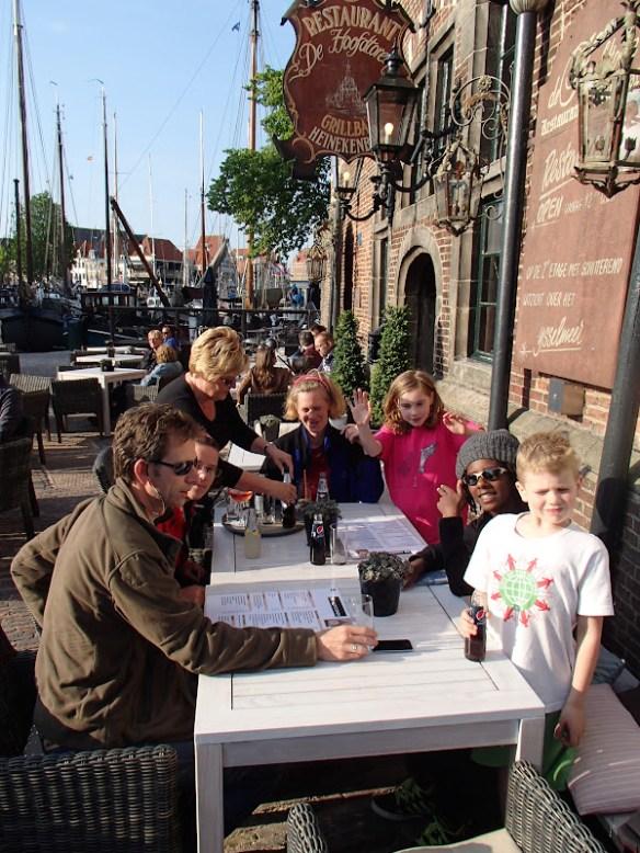 Eten in Hoorn