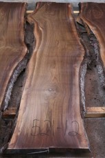 "521 Walnut -12 5/4  x  23"" x  18"" Wide x 10' Long"