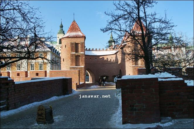 Urlaub in Polen #2: Warschaus Altstadt