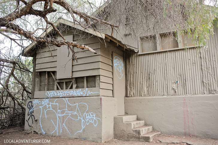 The Old Zoo Griffith Park Los Angeles.