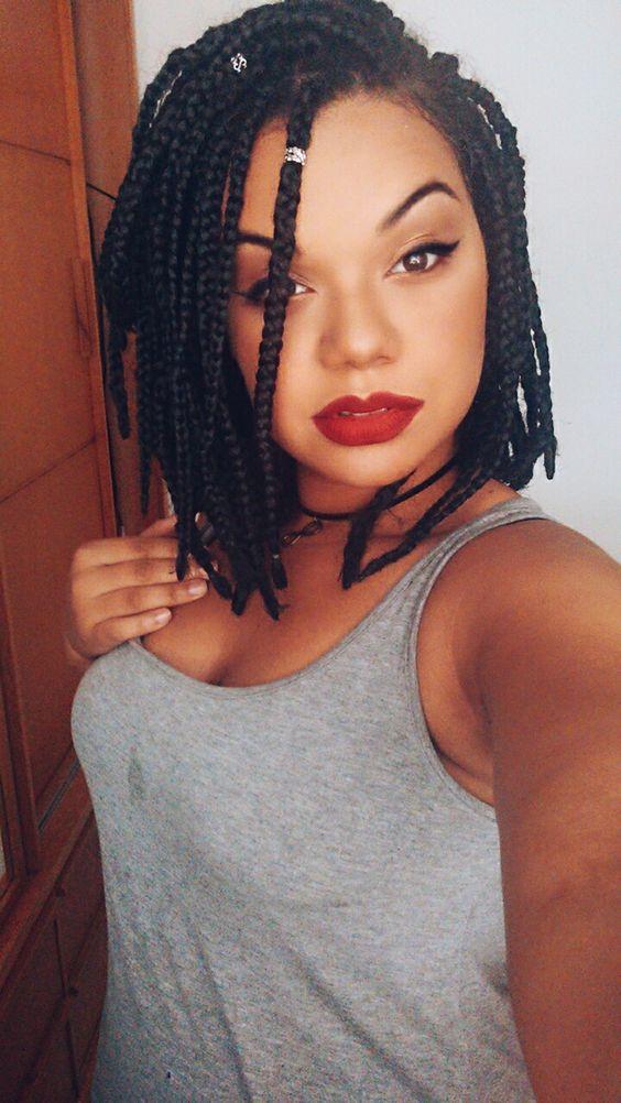 Image Result For Short Haircut Styles For Black Women