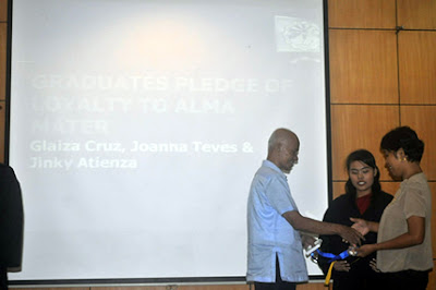 Jinky Atienza, Best in English