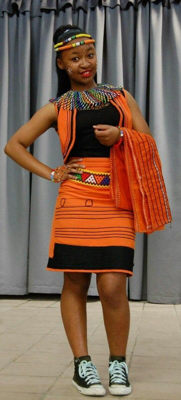 Traditional African Dresses For Girls