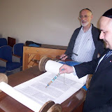 IVLP 2010 - Visit to Jewish Synagogue in IOWA - 100_0856.JPG