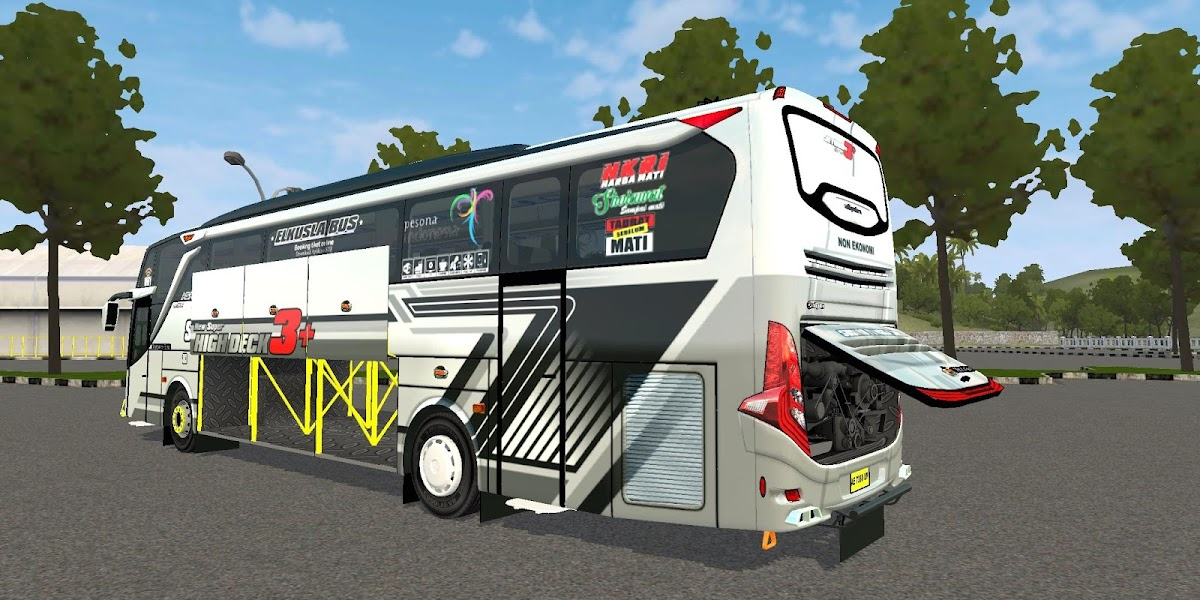 JetBus 3+ MHD, JetBus 3+ MHD Car Mod, Mod JetBus 3+ MHD BUSSID, JetBus 3+ MHD Car Mod BUSISD, JetBus 3+ MHD Mod for BUSSID, JetBus 3+ MHD Mod for Bus Simulator Indonesia, BUSSID Bus Mod, SGCarena, MD Creation