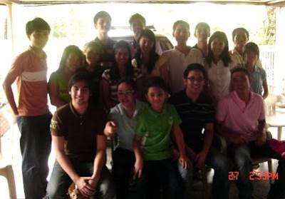 January 27: Mark Sampang's Residence (Commonwealth, Quezon City)