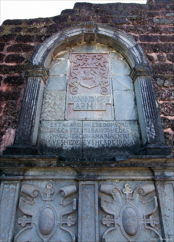 Portuguese Designs - St AUgustine Church, Old Goa