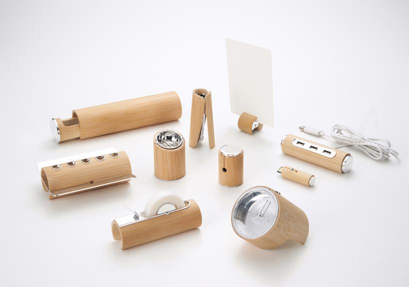 *empty bamboo竹製文具:傳承古老建材元素! 1