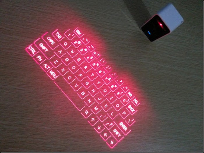 infrared virtual keyboard