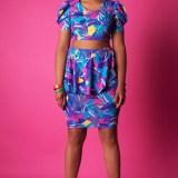 stylish african print dresses 2017