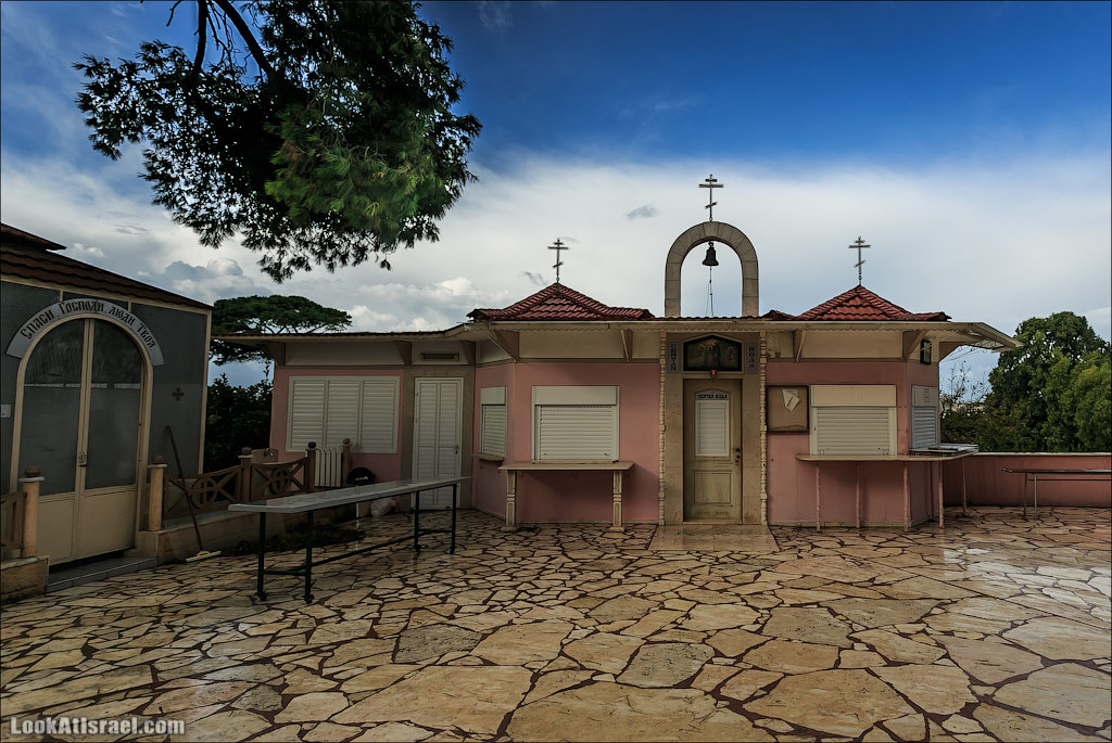 Православное Рождество в русской церкви в Яффо | LookAtIsrael.com - Фотографии Израиля и не только...