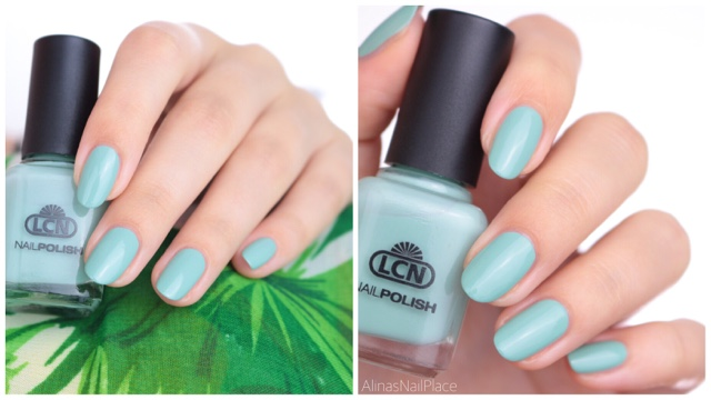 I love mint lcn sea babe collection