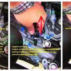 Cara Menyetel Kopling Grand New Avanza Harga Setel Ketinggian Pedal Pada Ayla N Agya