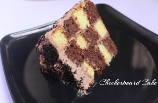 Checkerboard Cake2
