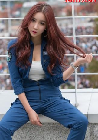 Oh Ah Hee gái đẹp Hàn Quốc