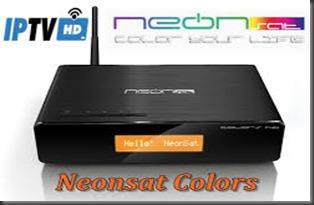 NEONSAT COLORS HD NEO