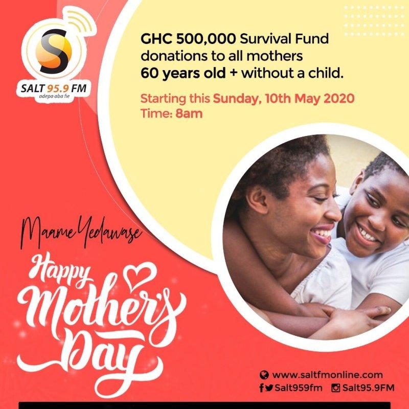 Salt Media Gh Survival Fund for Women