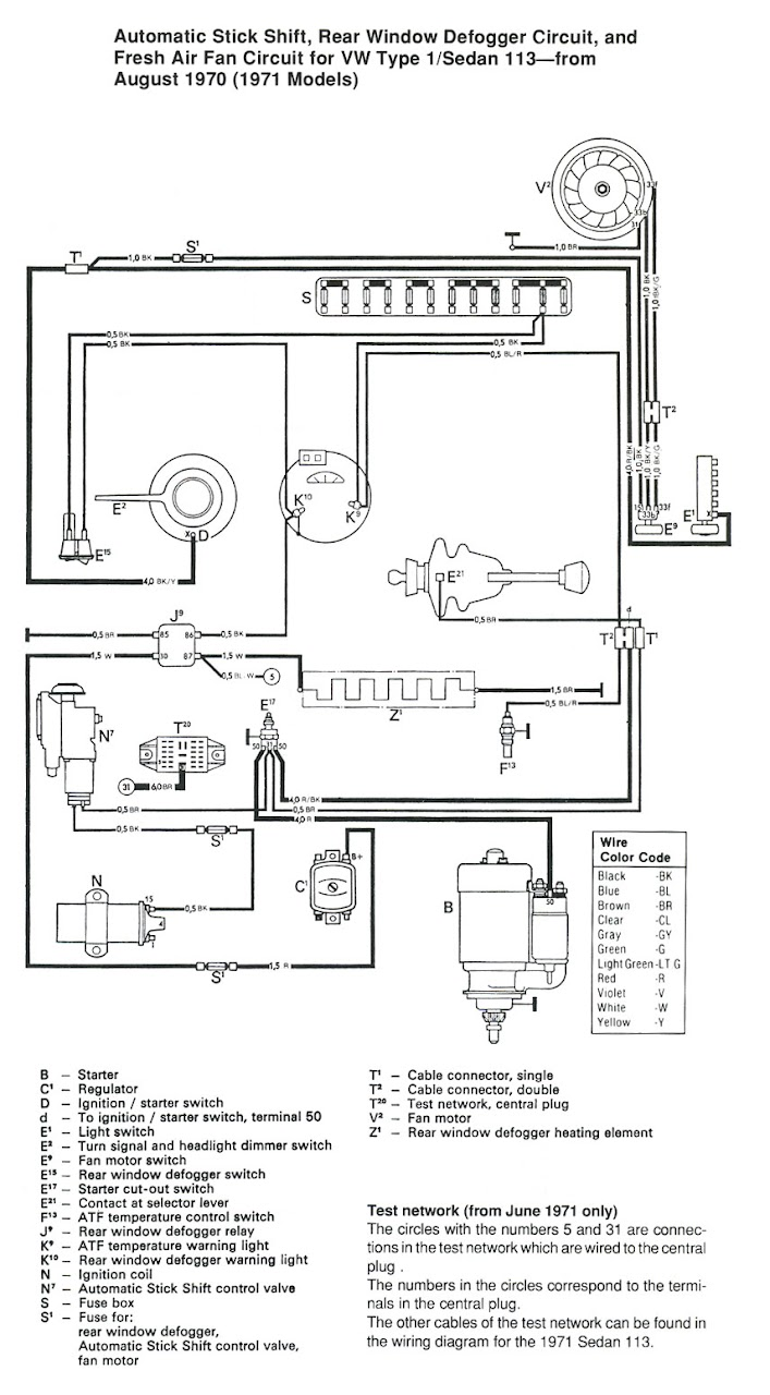 medium resolution of jayson devri es autostick electrical diagrams rh jayson devri es 1971 vw super beetle fuse diagram 1971 super beetle wiring diagram