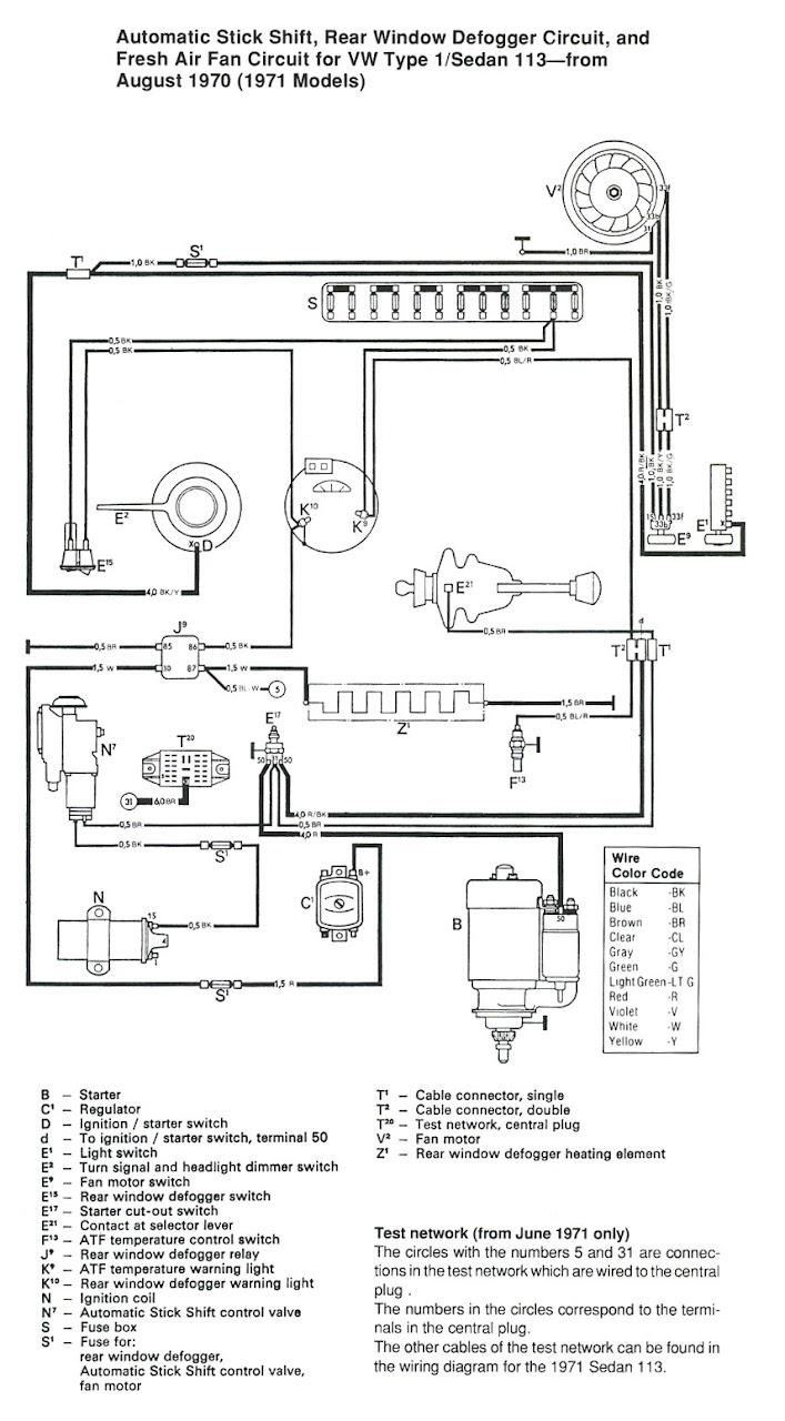 hight resolution of jayson devri es autostick electrical diagrams rh jayson devri es 1971 vw super beetle fuse diagram 1971 super beetle wiring diagram