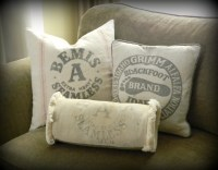 Forever Decorating!: More Feed Sack Stuff