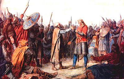 войны между Саксами и Славянами