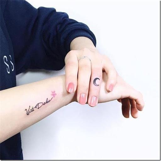 Tatuajes De Luna Para Inspirarse Tatuajes247