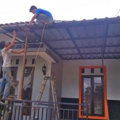 Atap Rumah Baja Ringan Atau Kayu Bengkel Las Karya Abadi : Contoh Model Kanopi Minimalis ...