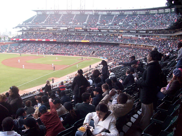 IVLP 2010 - Baseball in San Francisco - 100_1346.JPG