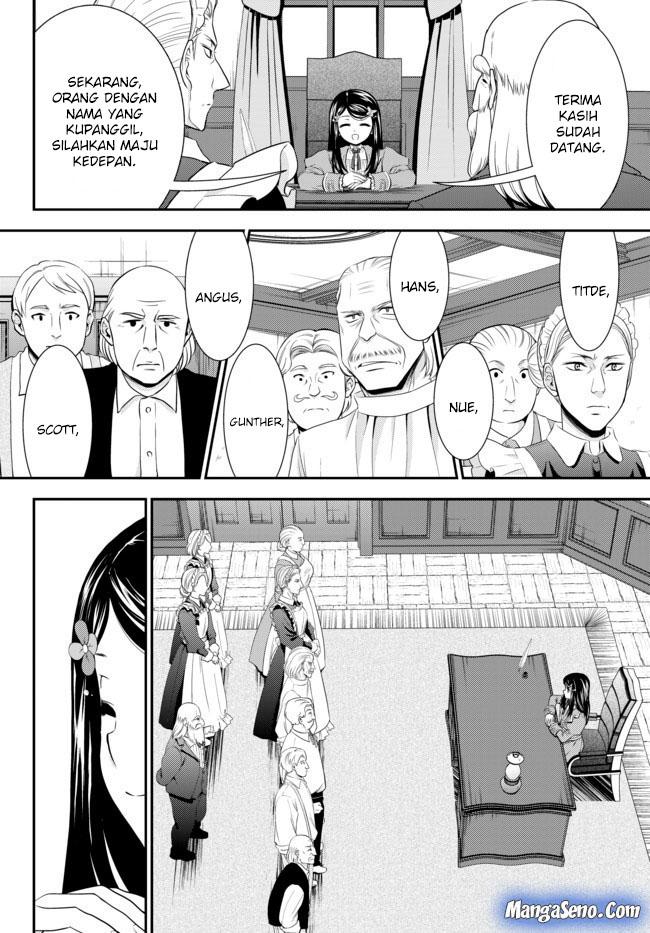 Rougo ni sonaete i sekai de 8 man-mai no kinka o tamemasu Chapter 37 Bahasa Indonesia gambar 12