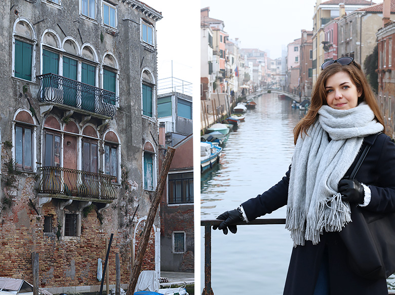 City guide Venise The Blue Dress Girl.