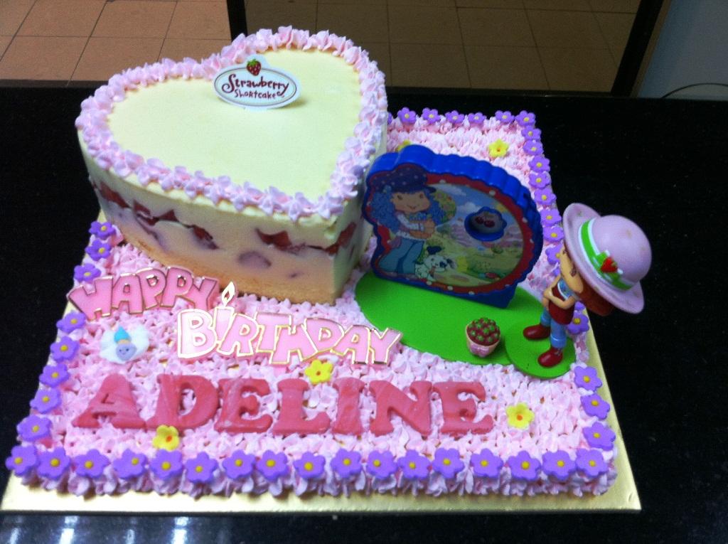 Haven Bakery Adeline Birthday Cake