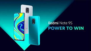 Xiaomi Redmi Note 9S Price in Pakistan