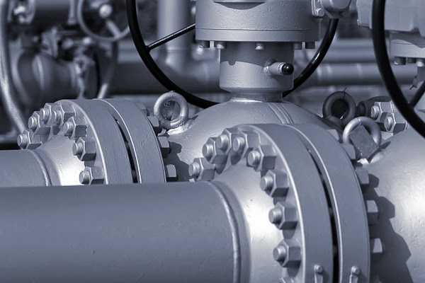Systems Contracting Natural Gas Piping