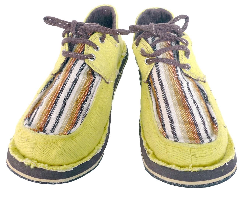 # soleRebels 非洲色彩圖騰帆船鞋:阿比西尼亞麻編織系列! 2