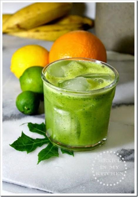Pineapple orange chaya1
