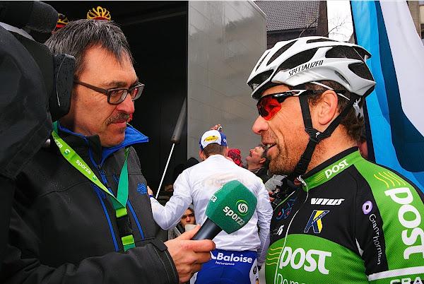 Chris Piccavet met Niko Eeckhout