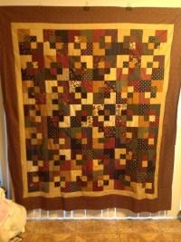 JoEllen Quilts: Living Room Quilt