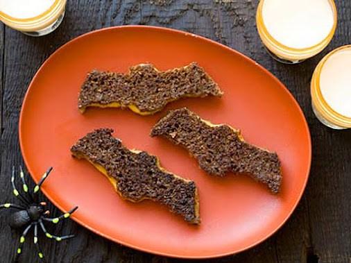 recetas-faciles-halloween-murciélagos-nutella