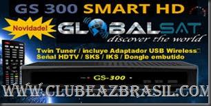 GLOBALSAT GS300