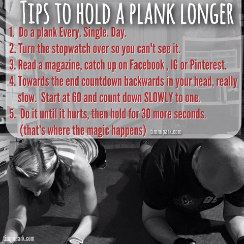 Tips to Hold a Plank, Plank Challenge, Beachbody Challenge, Strong Core Exercise, Beachbody coach, http://www.timmipark.com/2016/06/why-should-you-plank.html