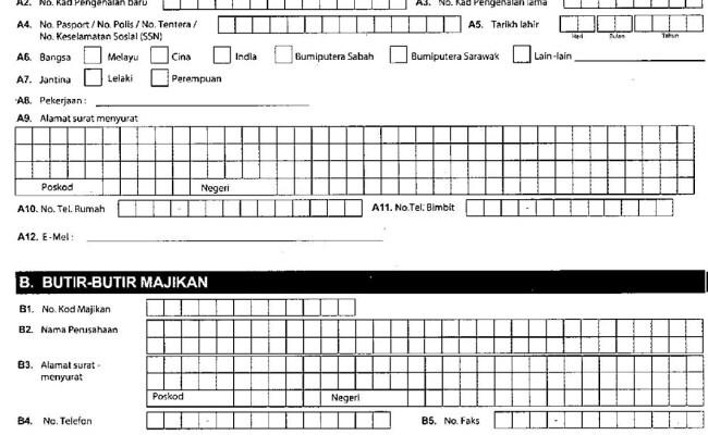 Budak Bakong Cara Nak Isi Borang 34 Perkeso Tuntutan Kemalangan Semudah A B C Cute766