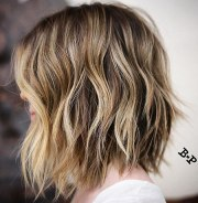 beautiful medium choppy bob hairstyles
