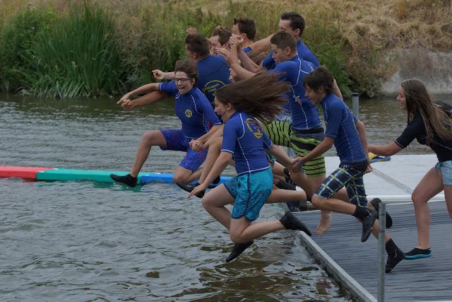 Big Jump: springen voor proper water