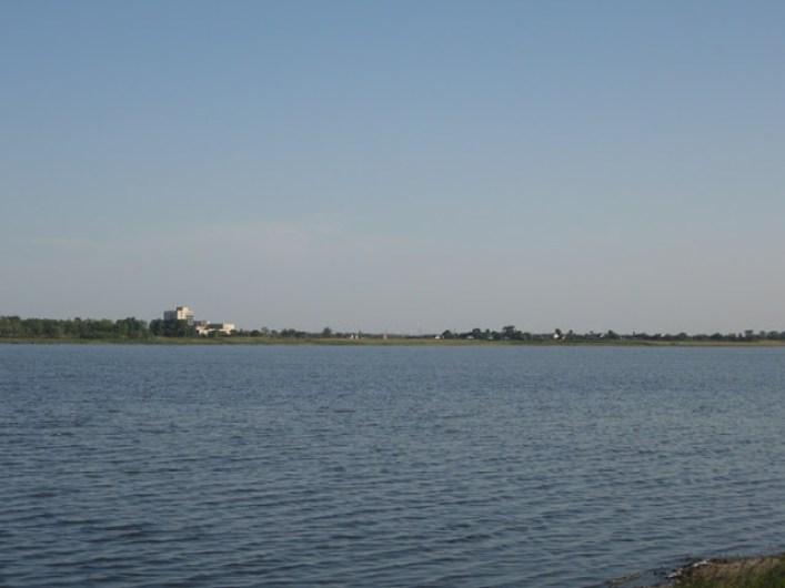 отдых на озере Карачи