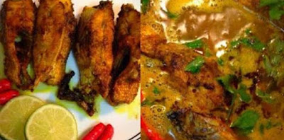 Bihari Fish Curry Recipe