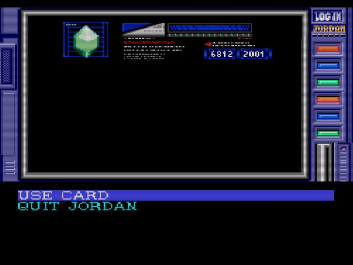 Jordan, computador de Neo Kobe