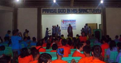 Day 2 - Bible Passage Dramatization Contest
