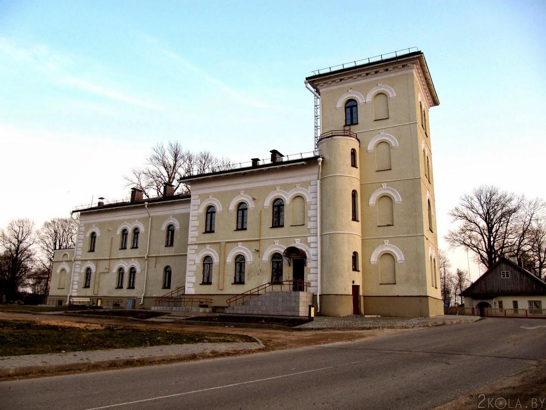 Тарнова. Сядзіба Грабоўскіх 1875г.п