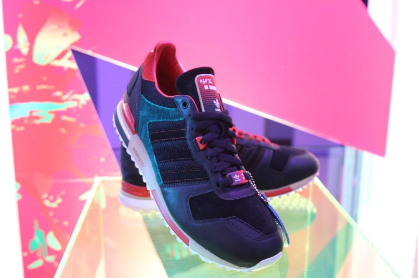 *adidas Unite all Originals:林辰唏、胡宇威與你一起互動 AR CODE(擴增實境)技術! 9